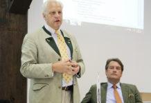 deutsche CIC Delegation bestätigt den Vorstandsvorsitzenden Dr. Wilhelm von Trott zu Solz im Amt