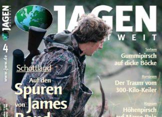 Jagen Weltweit Heftvorschau 4 2017