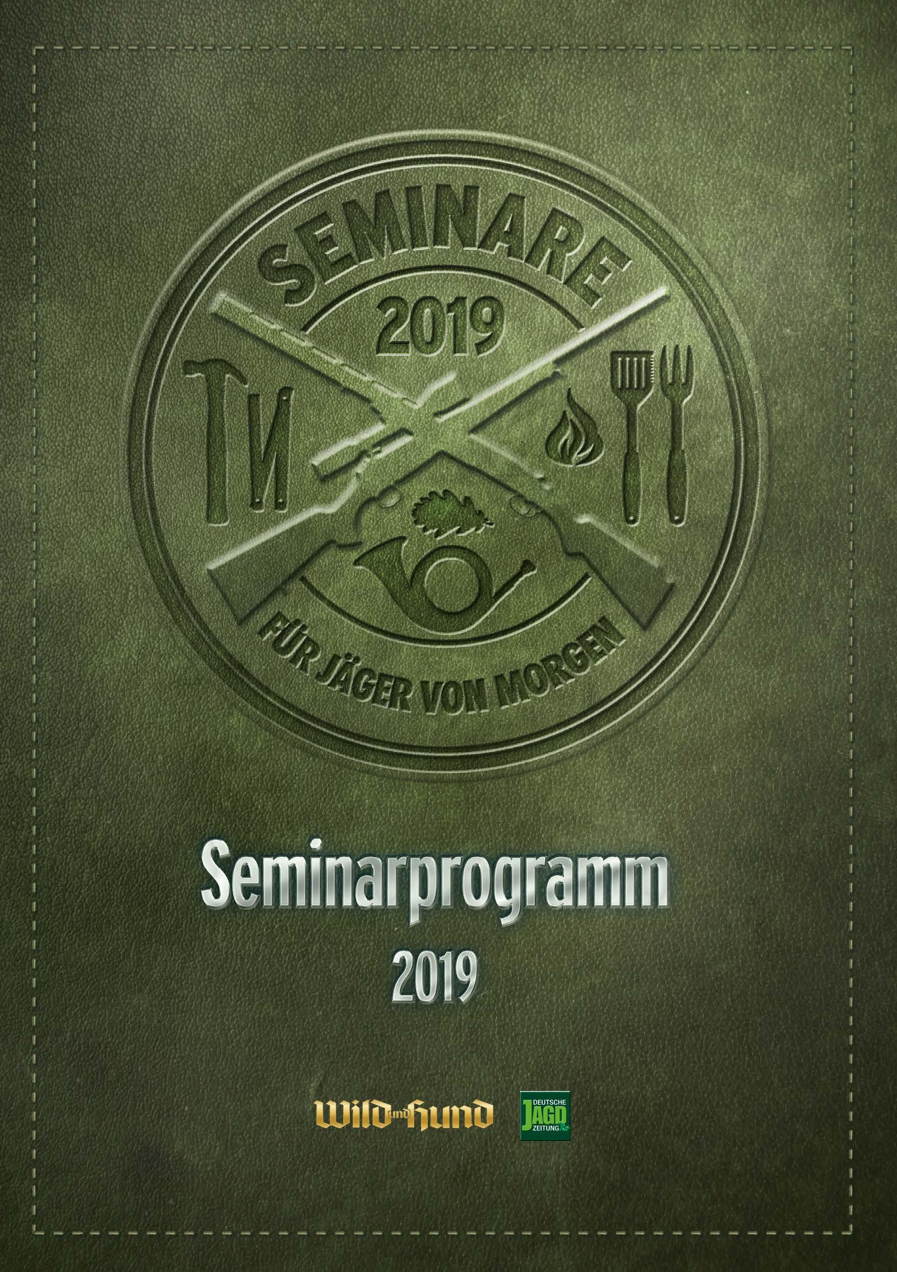 Seminarprgramm Paul Parey Zeitschriftenverlag